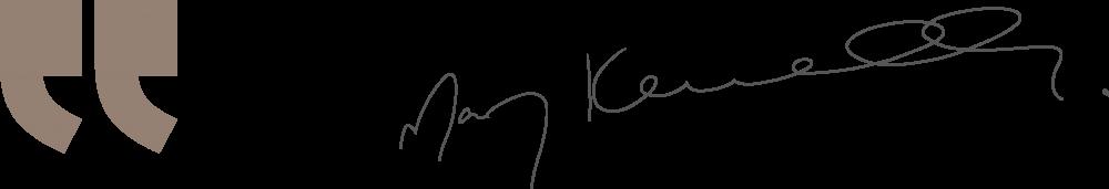 Q Marks & Signature